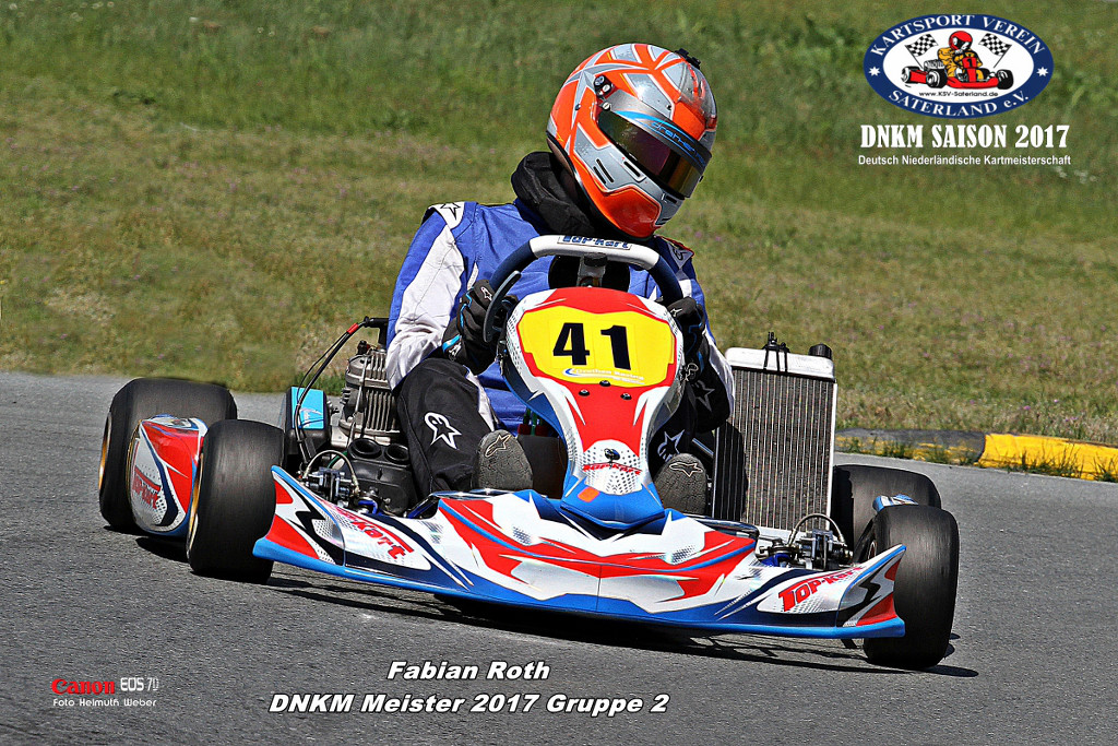 Klasse 2 - Fabian Roth - 2-Takt 100-125 ccm