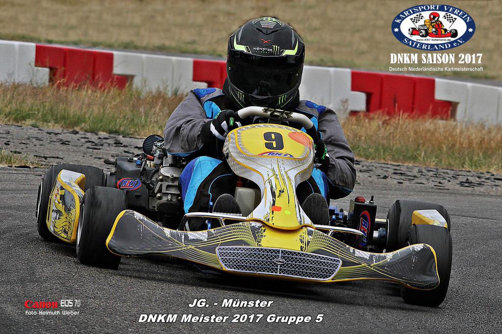 """Klasse 5 - J.G. Münster - 4-Takt """"World Formula"""""""