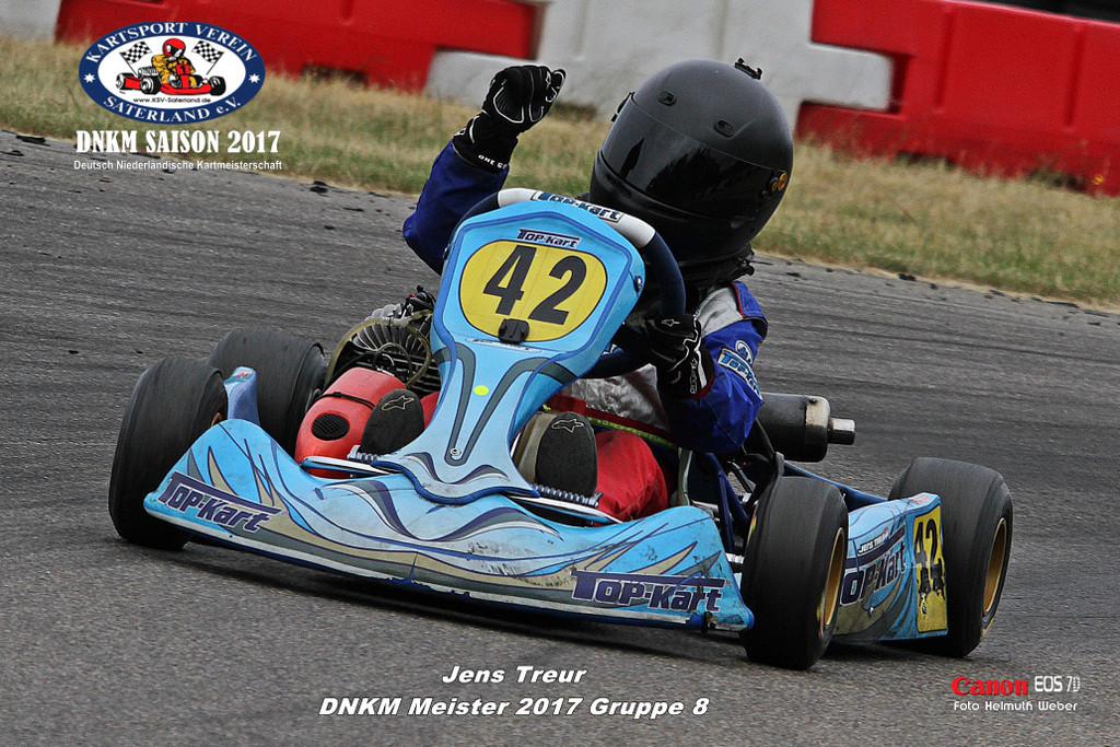Klasse 8 - Jens Treur - Bambini 2-Takt 60 ccm