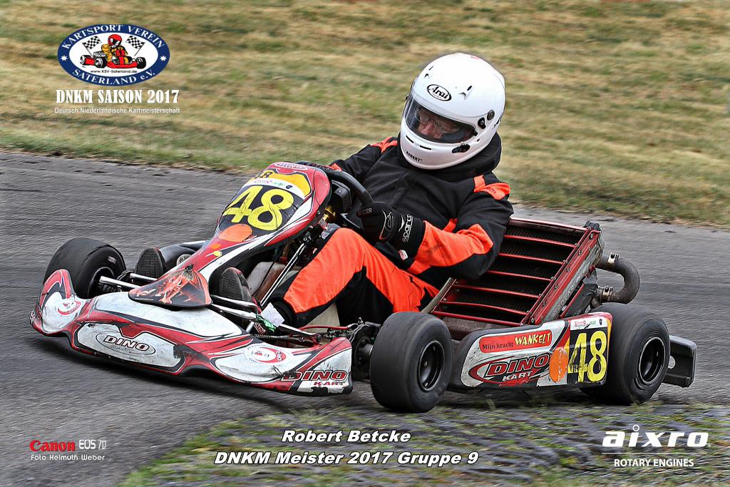 Klasse 9 - Robert Betcke - Wankel ab 250 ccm